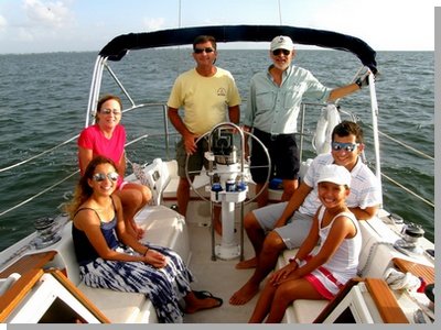 Aboad Zig Zag, Spice Sailing Charters
